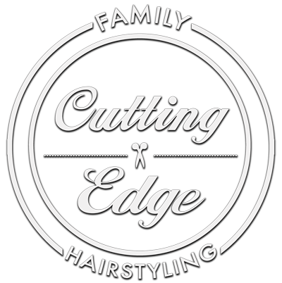 Cutting Edge Family Hairstylying Logo - Hair Salon - Ashville, Ohio
